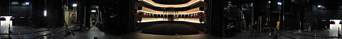 Panorama des Thalia - Theaters in Hamburg